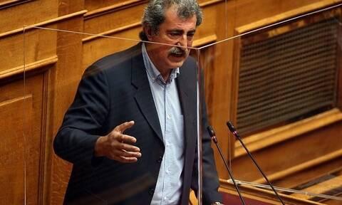 Μπούρας για Πολάκη: «Έκανε τροποποιητική δήλωση έπειτα από παρατήρηση ελεγκτή»