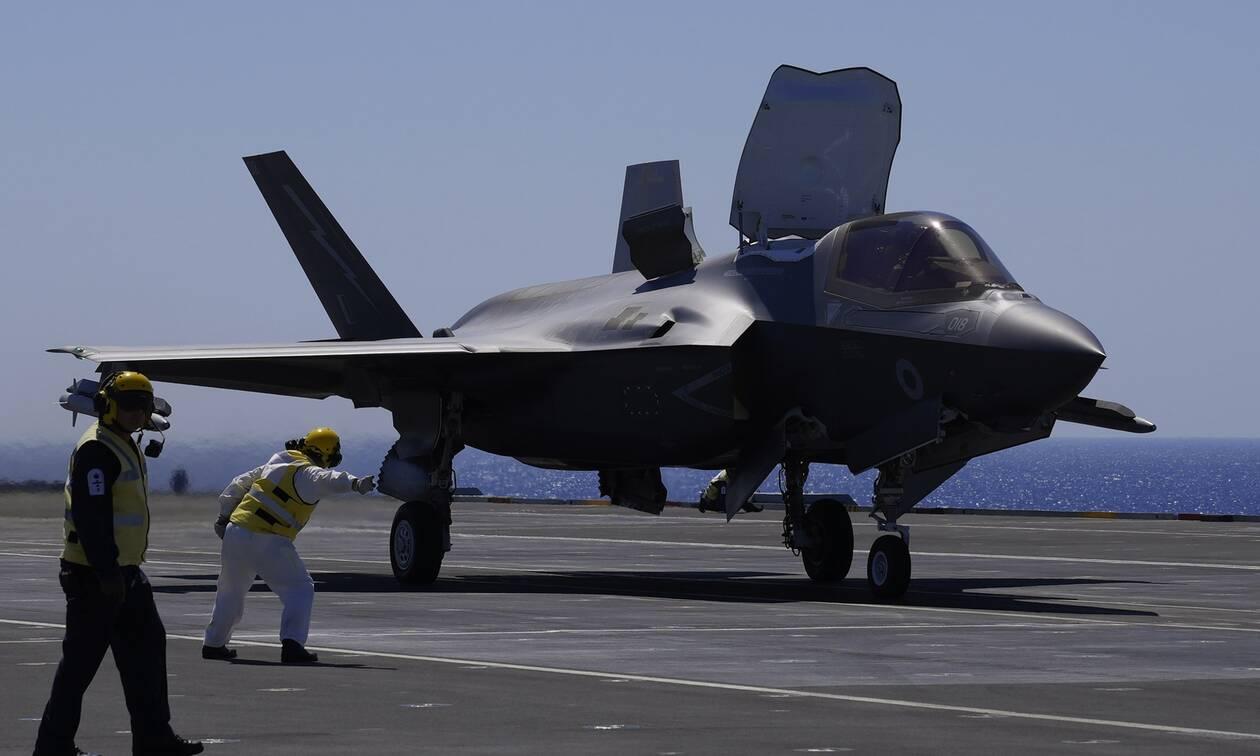 «Αερομαχία» σε μια νέα κατηγορία μαχητικών: Αυτοί είναι οι επίδοξοι ανταγωνιστές του F-35