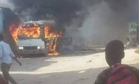 H τρομοκρατία χτύπησε και το ποδόσφαιρο - Πέντε νεκροί ποδοσφαιριστές (video+photos)