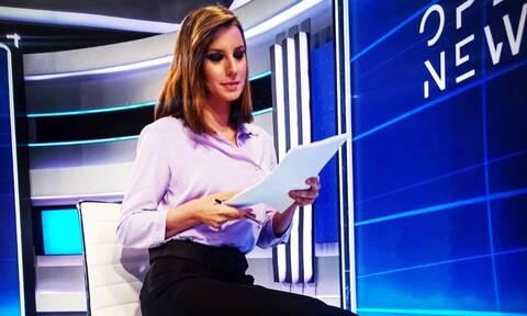 Νίκη Λυμπεράκη: Παρελθόν από το OPEN η δημοσιογράφος
