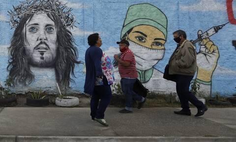 Κορονοιός - Βραζιλία: 963 νέοι θάνατοι και πάνω από 40.000 κρούσματα σε 24 ώρες