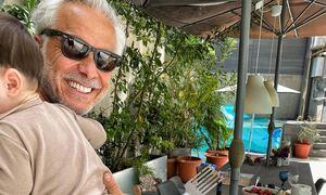 Χάρης Χριστόπουλος: Δείτε το νέο βίντεο με τον γιο του μετά από καιρό