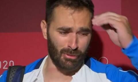 Συγκλονιστικός Ιακωβίδης: Ανακοίνωσε με δάκρυα την αποχώρησή του από την Άρση Βαρών