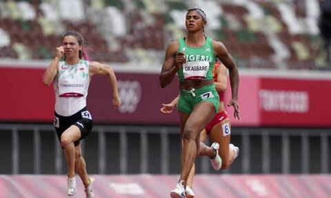 Ολυμπιακοί Αγώνες: Αποκλειστηκε λόγω ντόπινγκ η Οκαγκμπάρε – Εκτός ένα από μεγάλα φαβορί στα 100μ.