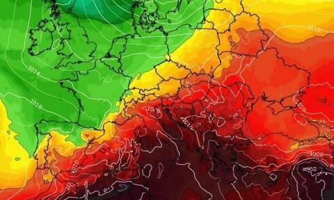 Καύσωνας: Ακραίες καταστάσεις! Ακόμα και 48 βαθμούς Κελσίου «προβλέπει» η ΕΜΥ... (Pics)