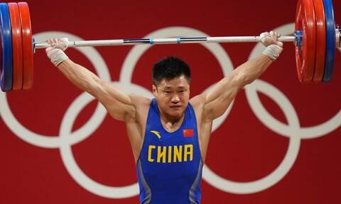 Ολυμπιακοί Αγώνες: Τα σάρωσε όλα ο Λιού! Χρυσό μετάλλιο με τρία Ολυμπιακά ρεκόρ