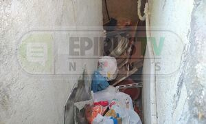 Ιωάννινα: Αυτό είναι το σπίτι που βρέθηκε νεκρή η 69χρονη - Συνελήφθη ο ανιψιός της