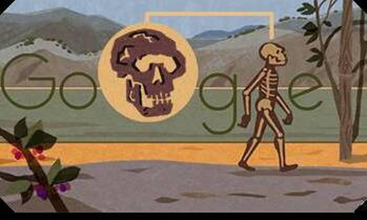 Ποιο ήταν το αγόρι της Τουρκάνα που τιμά με Doodle η Google