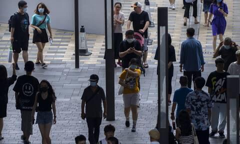 Κορονοϊός – Κίνα: 75 κρούσματα σε 24 ώρες – Στην παραλλαγή Δέλτα αποδίδεται το κύμα μολύνσεων