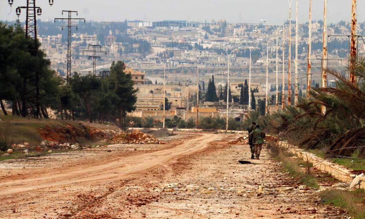 Η Ιορδανία κλείνει μέχρι νεοτέρας τη συνοριακή διέλευση με τη Συρία
