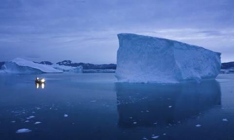 Γροιλανδία: Ο πάγος που έλιωσε μέσα σε ένα 24ωρο θα κάλυπτε τη Φλόριντα με 6 εκατοστά νερού (Βίντεο)