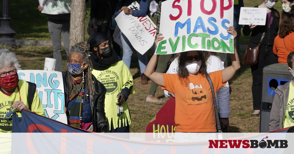 ΗΠΑ: Εκατομμύρια Αμερικανοί κινδυνεύουν να βρεθούν στον δρόμο – Δείτε τον λόγο – Newsbomb – Ειδησεις