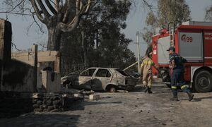Φωτιά στην Αχαΐα: «Μάχη» για να τεθεί υπό έλεγχο -Δεν απειλούνται κατοικημένες περιοχές