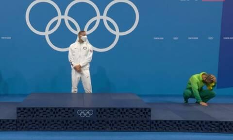 Αυτοί είναι οι Ολυμπιακοί Αγώνες - Συγκλονιστικές στιγμές στην πισίνα (video+photos)