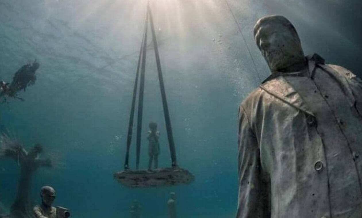 Η Κύπρος στο χάρτη του παγκόσμιου καταδυτικού τουρισμού - Εγκαίνια με 93 υποβρύχια έργα τέχνης