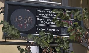 Καύσωνας-Meteo: Θερμοκρασίες μέχρι και 47 βαθμούς Κελσίου μέχρι την Πέμπτη