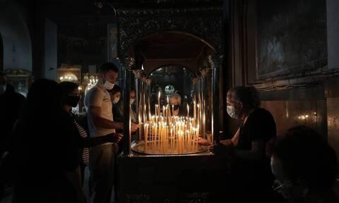 Κρήτη: Θρασύτατη κλοπή σε ιερό ναό - Άρπαξαν χρυσά τάματα πιστών