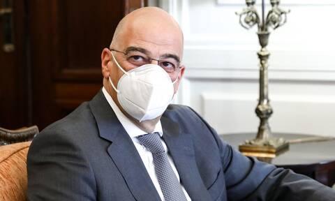 Νίκος Δένδιας: Η Τουρκία τείνει να πάρει «διαζύγιο» με τη διεθνή νομιμότητα