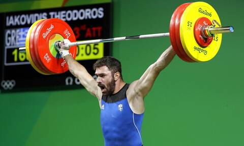 Ολυμπιακοί Αγώνες: Η πρώτη ανάρτηση του Ιακωβίδη - «Αυτό που συμβαίνει με έχει συγκινήσει αφάνταστα»
