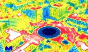 Καύσωνας: Πήραν «φωτιά» τα τσιμέντα – Πού έδειξε 55 βαθμούς Κελσίου στην Αθήνα