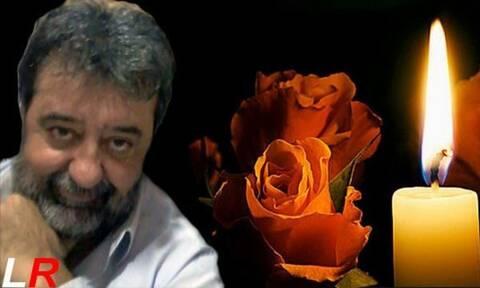 Πένθος στη Λαμία: Πέθανε ο επιχειρηματίας Βαγγέλης Τεμπέλης