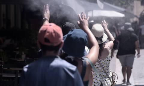 Καύσωνας - Λαγουβάρδος στο Newsbomb.gr: Δύσκολες οι επόμενες 4 ημέρες - Πότε αναμένεται πτώση