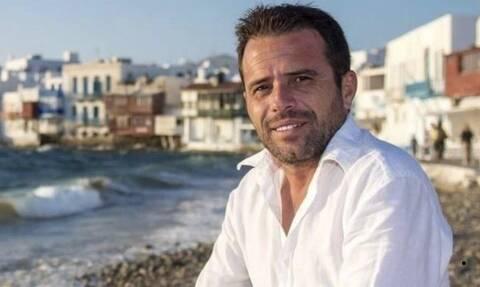 Μιχάλης Ζουγανέλης: Εσπευσμένα σε νοσοκομείο της Αθήνας με κορονοϊό ο αντιδήμαρχος Μυκόνου