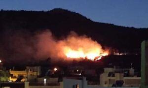 Φωτιά ΤΩΡΑ στο Ίλιον