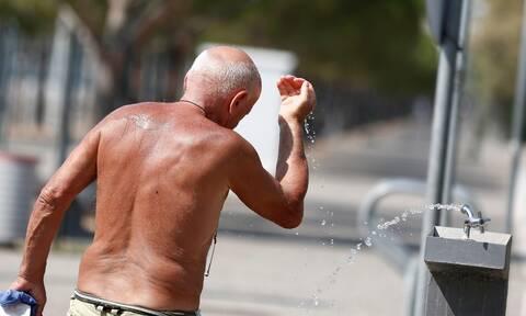 Καύσωνας: Θα «βράσει» η χώρα τη Δευτέρα (2/8) – Μέχρι και 45 βαθμούς θα δείξει το θερμόμετρο