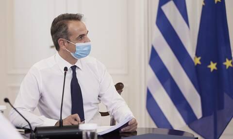 Κυριάκος Μητσοτάκης
