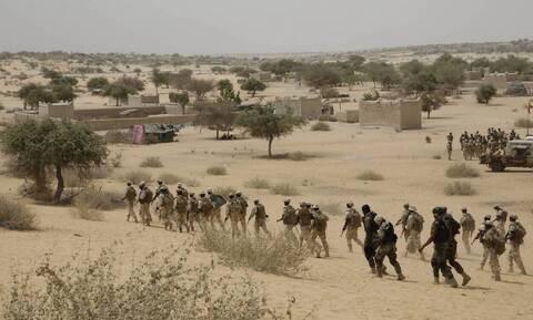 Μάχες στην Αφρική