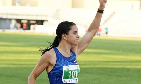 Ολυμπιακοί Αγώνες 2020 - Στίβος: Αποκλεισμός για τη Σπανουδάκη από τα ημιτελικά των 200 μέτρων