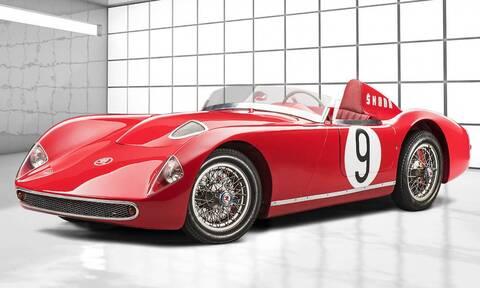 Αυτό το όμορφο αγωνιστικό Skoda προοριζόταν για τις 24 Ώρες του Le Mans