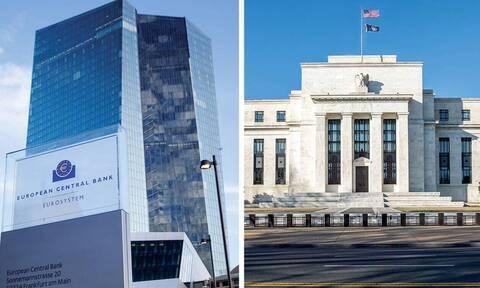 Πρόκληση για τις κεντρικές τράπεζες η πορεία των τιμών μεσοπρόθεσμα