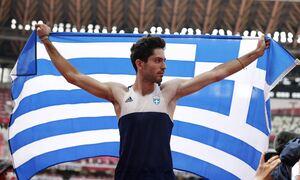 Μίλτος Τεντόγλου: Από το παρκούρ στους Ολυμπιακούς του Τόκιο και στο χρυσό μετάλλιο