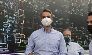 Μητσοτάκης: Αντιμετωπίζουμε τον χειρότερο καύσωνα από το 1987 -Έκκληση για συνετή χρήση του ρεύματος
