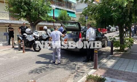 Έγκλημα στη Δάφνη: «Οι αστυνομικοί ακούγανε από το τηλέφωνο τον τσακωμό του ζευγαριού»