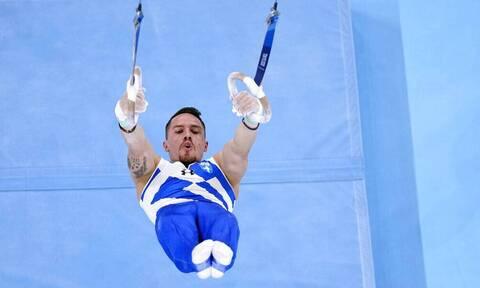 Лефтерис Петруниас завоевал бронзовую медаль на Олимпиаде в Токио
