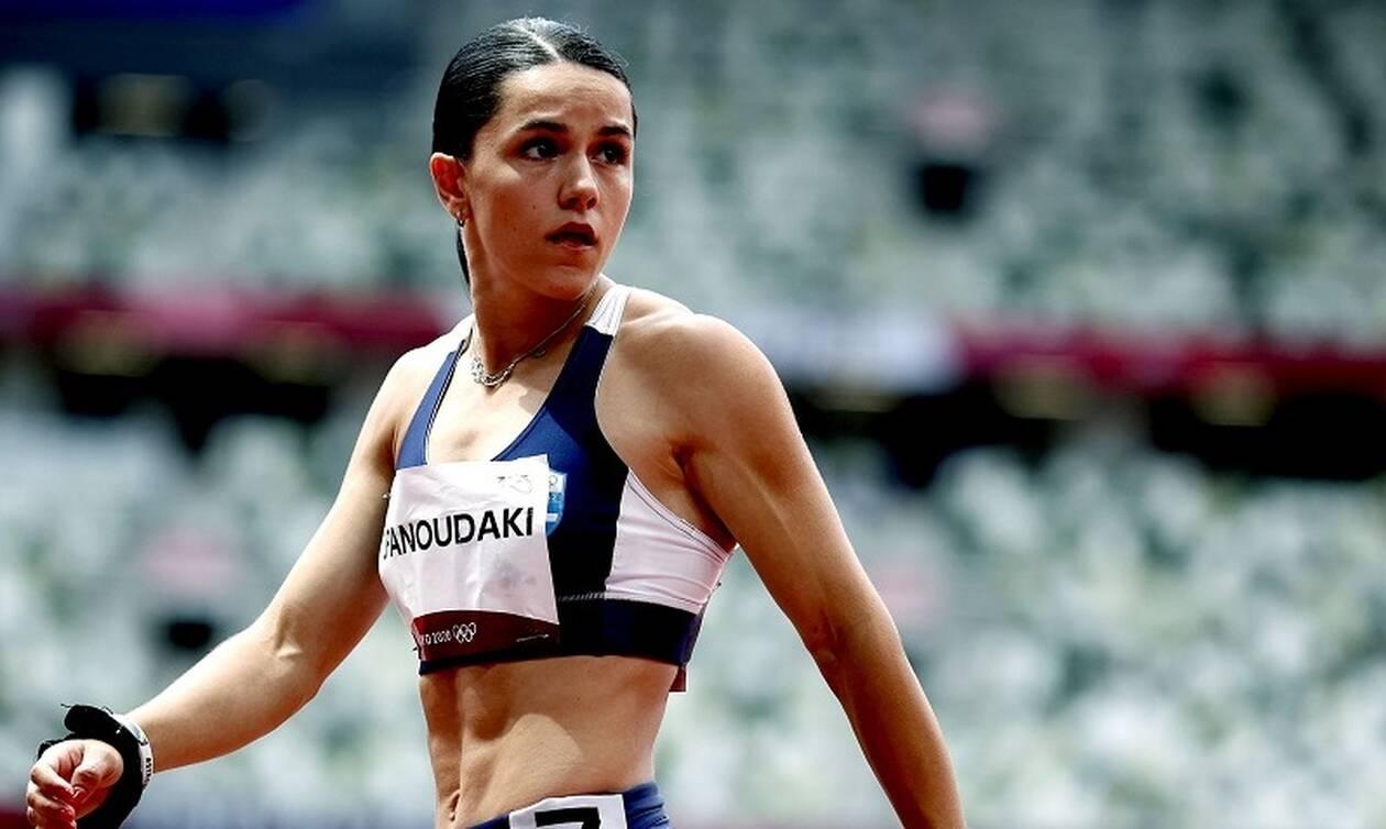Ολυμπιακοί Αγώνες: Εκτός τελικού στα 200μ η Σπανουδάκη (video)