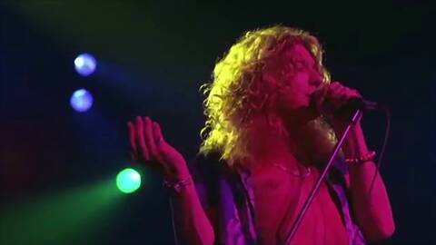 O Ρόμπερτ Πλαντ των Led Zeppelin