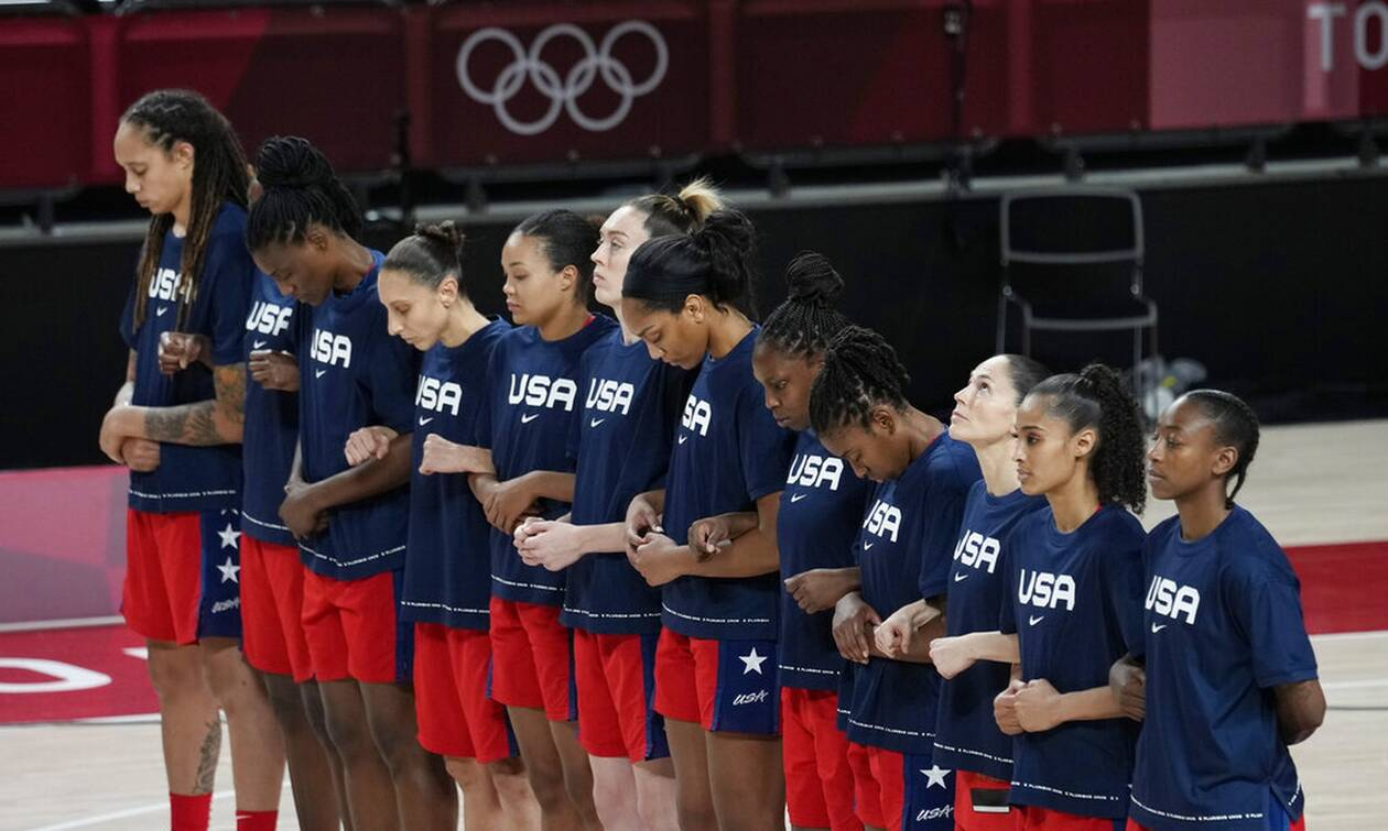 Ολυμπιακοί Αγώνες: Γράφει ιστορία η Team USA! 52 συνεχόμενες νίκες (video)