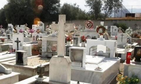 Κρητικός άνοιξε τον οικογενειακό τάφο για να θάψει τον αγαπημένο του σκύλο!