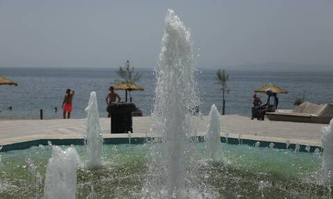 Καύσωνας: Ο φετινός Ιούλιος ήταν ο θερμότερος της τελευταίας δεκαετίας για τα νησιά του Αιγαίου