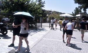 Καιρός - Καύσωνας: «Φλέγεται» η Ελλάδα - Πανευρωπαϊκό ρεκόρ υψηλής θερμοκρασίας με 46,3 βαθμούς