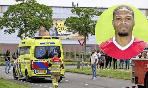 Νεκρός 35χρονος πρώην παίκτης του Άγιαξ από πυροβολισμό στο κεφάλι