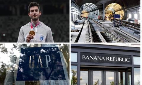 Οι πονοκέφαλοι του Μαρινόπουλου, η Αττικό Μετρό και το 1,85 κιλό χρυσού του Ολυμπιακού μεταλλίου