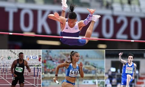 Ολυμπιακοί Αγώνες 2020: Όλες οι ελληνικές συμμετοχές της Τρίτης (3/8)