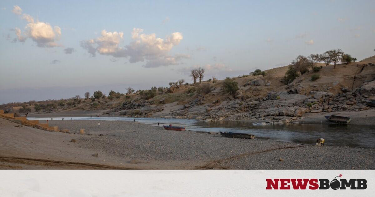 facebookSudan Ethiopia river