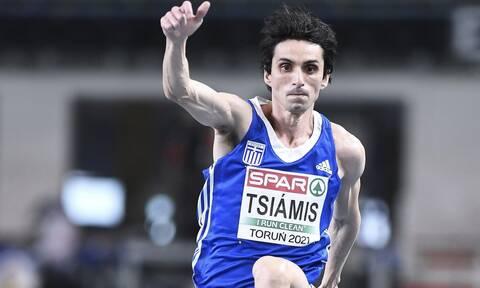 Ολυμπιακοί Αγώνες 2020 - Τριπλούν: Τραυματίστηκε ο Δημήτρης Τσιάμης