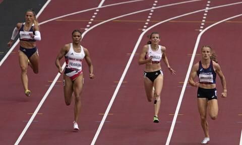 Ολυμπιακοί Αγώνες 2020: Στην 5η θέση και εκτός ημιτελικών στα 400μ η Ειρήνη Βασιλείου